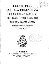 Principios de Matematica de la Real Academia de San Fernando