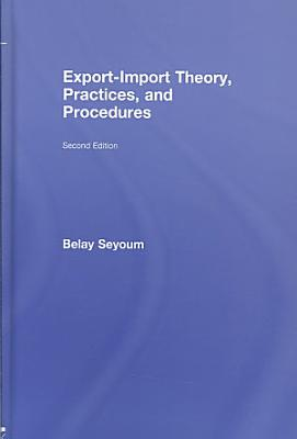Export import Theory  Practices  and Procedures