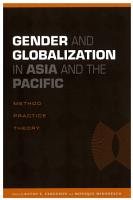 Gender and Globalization in Asia and the Pacific PDF