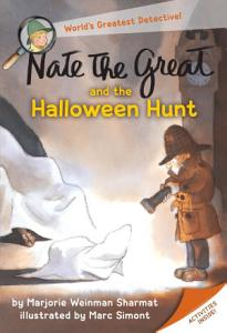 Nate the Great and the Halloween Hunt Book