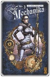 Lady Mechanika - Tome 03: Les tablettes du destin (1ère partie)