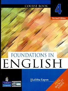 Foundations In English Course Book   4  Revised Edition   2 E PDF
