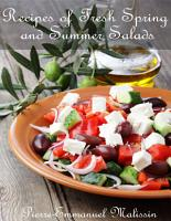 Recipes of Fresh Spring and Summer Salads PDF