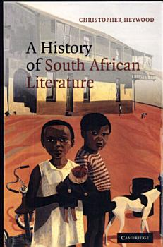 A History of South African Literature PDF