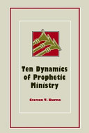 Ten Dynamics of Prophetic Ministry