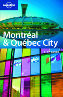 Lonely Planet Montreal   Quebec City PDF