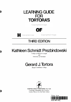Learning Guide for Tortora s Principles of Human Anatomy PDF