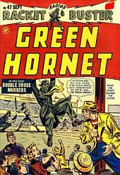 GREEN HORNET: RACKET BUSTER