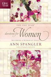 The One Year Devotions For Women Book PDF