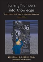 Turning Numbers Into Knowledge PDF