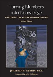 Turning Numbers Into Knowledge Book PDF