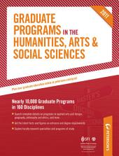 Peterson's Graduate Programs in Arts & Architecture 2011: Sections 1-6 of 27, Edition 45
