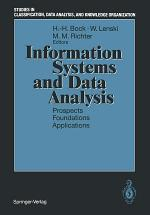 Information Systems and Data Analysis