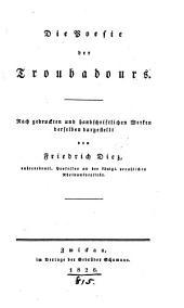 Die Poesie der Troubadours