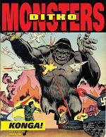 Ditko Monsters