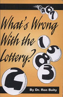 What s Wrong with the Lottery  PDF
