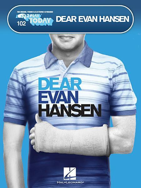 Download Dear Evan Hansen Book