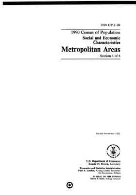 1990 Census of Population PDF