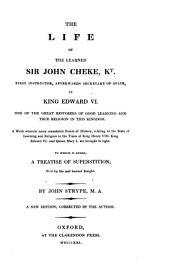 The life of ... Sir John Cheke. 1821