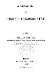 A Treatise on Higher Trigonometry