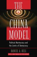 The China Model PDF