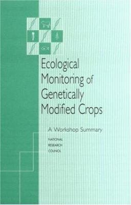 Ecological Monitoring of Genetically Modified Crops