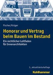 Honorar und Vertrag beim Bauen im Bestand PDF