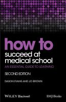 How to Succeed at Medical School PDF