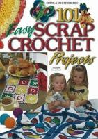 101 Easy Scrap Crochet Projects PDF