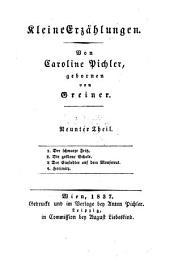 Sämmtliche Werke: Kleine Erzählungen ; Theil 9, Band 30