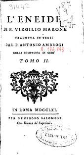 L' Eneide di P. Virgilio Marone