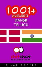1001+ Øvelser dansk - telugu