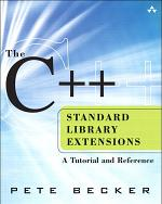 The C++ Standard Library Extensions