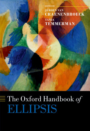 The Oxford Handbook of Ellipsis PDF