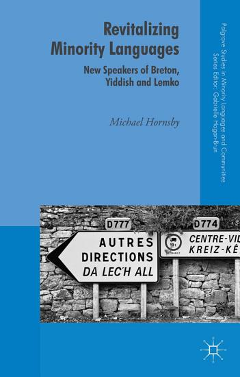 Revitalizing Minority Languages PDF
