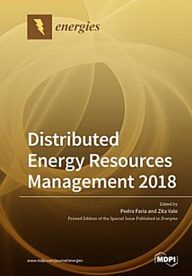 Distributed Energy Resources Management 2018