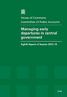 Managing Early Departures in Central Government Book