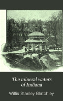 The Mineral Waters of Indiana