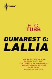 Lallia: The Dumarest Saga, Book 6