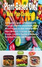 Plant Based Diet meal plan cookbook PDF