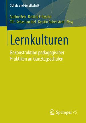 Lernkulturen PDF