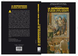 La repr  sentation du favori dans l Espagne de Philippe III et de Philippe IV PDF