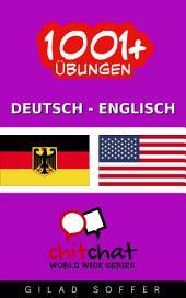 1001+ Übungen Deutsch - Englisch