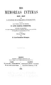 Documentos históricos de Méjico: Volúmenes 3-5
