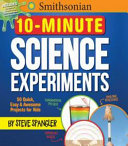 Download Smithsonian 10 Minute Science Experiments Book