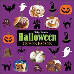 Betty Crocker Halloween Cookbook Book PDF