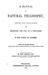 A Manual of Natural Philosophy ...