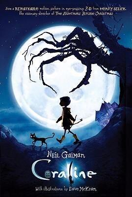 Coraline Movie Tie in Edition
