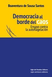 Democracia al borde del caos: Ensayo contra la autoflagelación