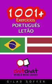 1001+ Exercícios Português - Letão